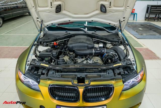 Vào xưởng độ Sài Gòn khám phá BMW M3 E93 Convertible tăng 100 mã lực đầu tiên Việt Nam - Ảnh 11.