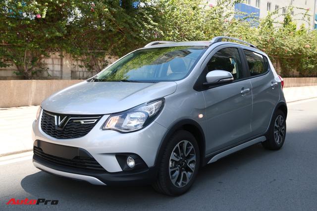 VinFast Fadil hé lộ mức tiêu hao nhiên liệu, ngang Hyundai Accent - Ảnh 3.