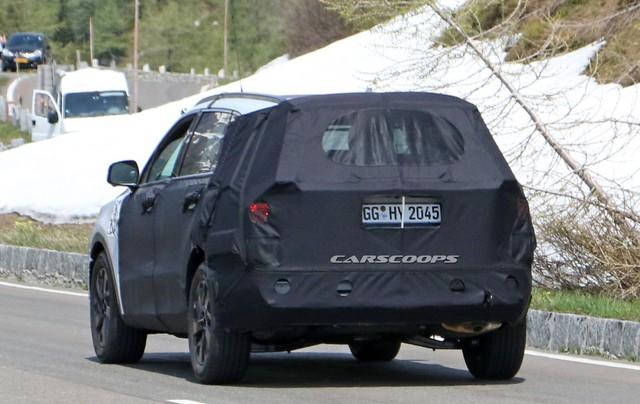 Kia Sorento tính lên đời tiệm cận hạng sang, lấy BMW X5 làm thước đo - Ảnh 5.