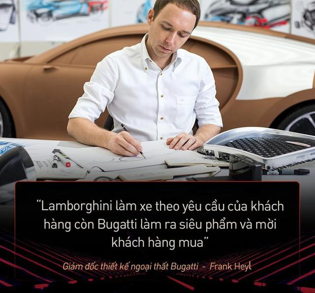 Giàu và siêu giàu trong giới chơi xe khác nhau thế nào: Mua Bugatti và sắm Lamborghini cho thấy phần nào điều đó - Ảnh 2.