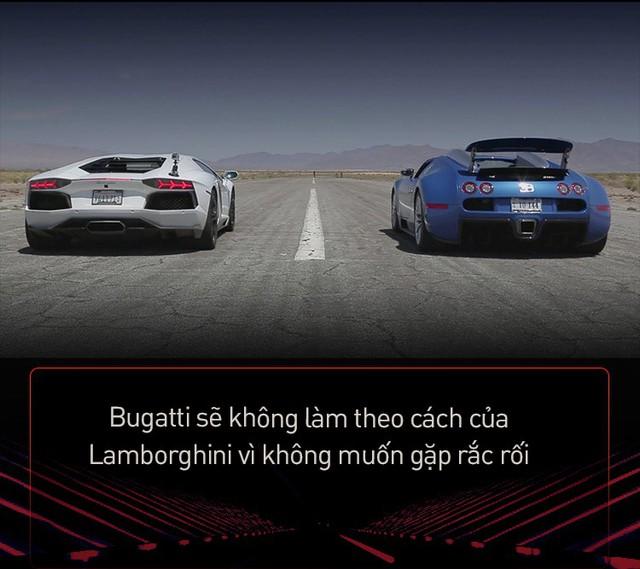 Giàu và siêu giàu trong giới chơi xe khác nhau thế nào: Mua Bugatti và sắm Lamborghini cho thấy phần nào điều đó - Ảnh 8.