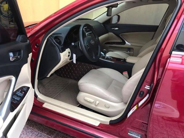 Lexus IS 250 2008 giá hơn 600 triệu - Lựa chọn cho ai chán Mẹc C cũ - Ảnh 4.