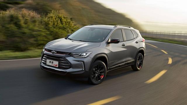 """Khách hàng Bắc Mỹ chê Trailblazer, đòi mua xe Chevrolet """"Made in China"""" nhờ giá siêu rẻ mà thiết kế đẹp"""