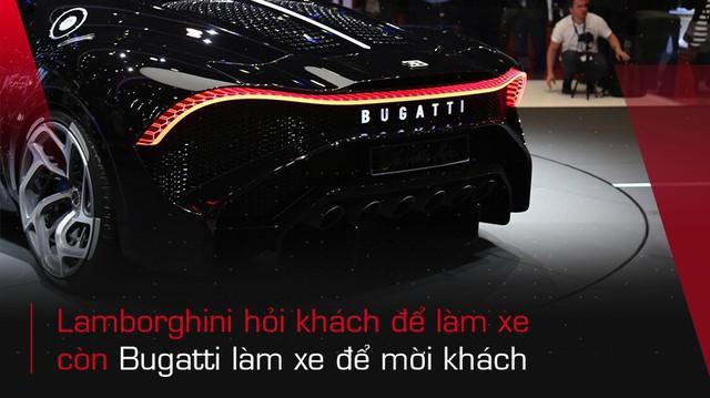Giàu và siêu giàu trong giới chơi xe khác nhau thế nào: Mua Bugatti và sắm Lamborghini cho thấy phần nào điều đó