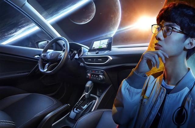 Khách hàng Bắc Mỹ chê Trailblazer, đòi mua xe Chevrolet Made in China nhờ giá siêu rẻ mà thiết kế đẹp - Ảnh 4.