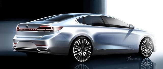 Kia bất ngờ tung trailer cho Cadenza/K7 facelift - Ảnh 2.