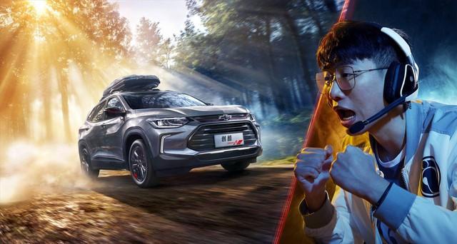 Khách hàng Bắc Mỹ chê Trailblazer, đòi mua xe Chevrolet Made in China nhờ giá siêu rẻ mà thiết kế đẹp - Ảnh 3.