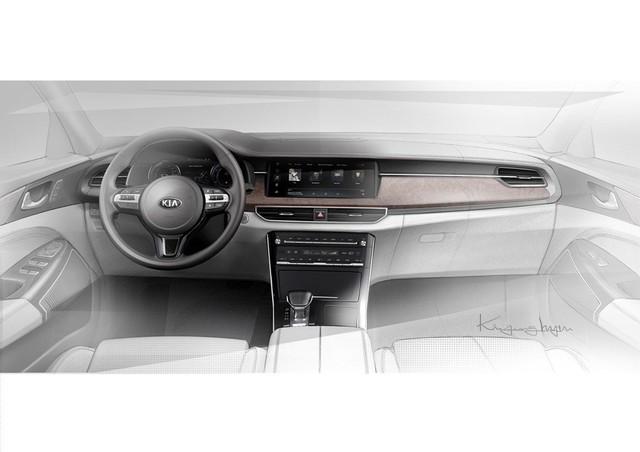 Kia bất ngờ tung trailer cho Cadenza/K7 facelift - Ảnh 3.