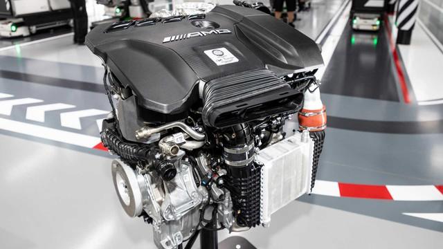 Mercedes-AMG tung động cơ 4 xy-lanh mạnh nhất lịch sử, sẽ lắp trên A-Class, CLA và GLB - Ảnh 1.