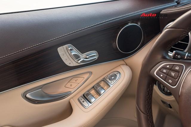 Bán xe sau 10.000 km, chủ nhân Mercedes-Benz GLC 200 chỉ lỗ tiền lăn bánh - Ảnh 8.