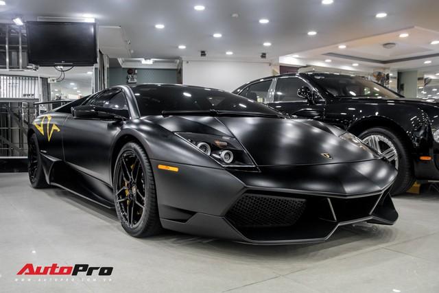 Chủ showroom xe có tiếng tại Sài Gòn mua lại Lamborghini Murcielago SV của ông chủ cà phê Trung Nguyên - Ảnh 4.
