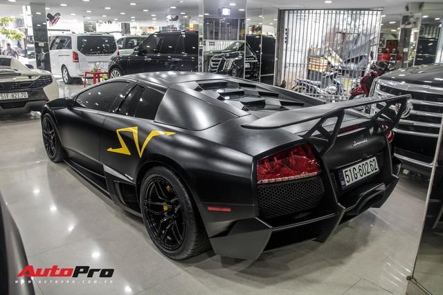 Chủ showroom xe có tiếng tại Sài Gòn mua lại Lamborghini Murcielago SV của ông chủ cà phê Trung Nguyên - Ảnh 7.