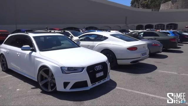 Dàn siêu xe toàn hàng khủng bị cảnh sát Monaco tịch thu làm người nhìn phát thèm - Ảnh 1.