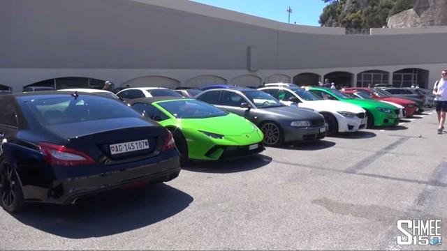 Dàn siêu xe toàn hàng khủng bị cảnh sát Monaco tịch thu làm người nhìn phát thèm - Ảnh 3.