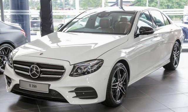 Lộ thông tin mới nhất về Mercedes-Benz E350 2019 'sản xuất giới hạn' sắp ra mắt tại Việt Nam - Ảnh 2.