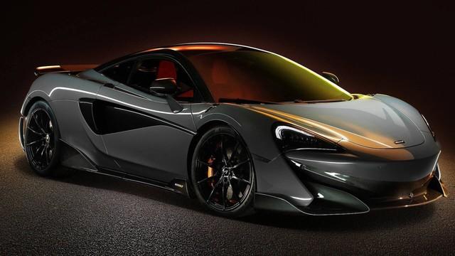 Mới mua McLaren 600LT, chủ xe cay đắng nhìn xế cưng bị tịch thu chỉ sau 10 phút - Ảnh 2.