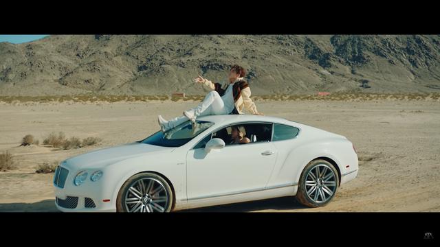 Sơn Tùng MT-P đem Bentley Continental GT Speed vào Hãy trao cho anh - Ảnh 1.