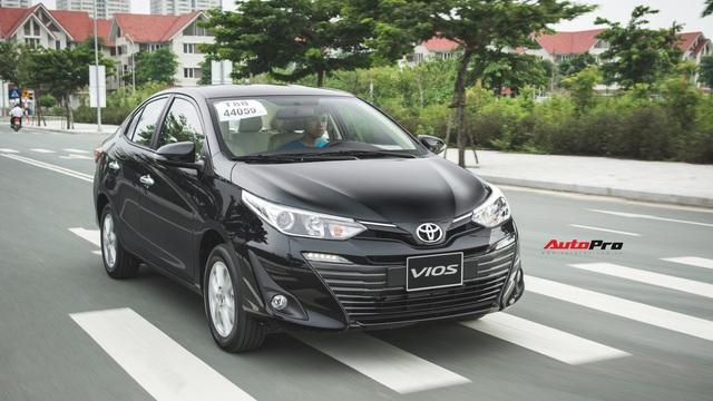Chủ xe Toyota Vios tại Việt Nam phàn nàn gặp vấn đề thước lái