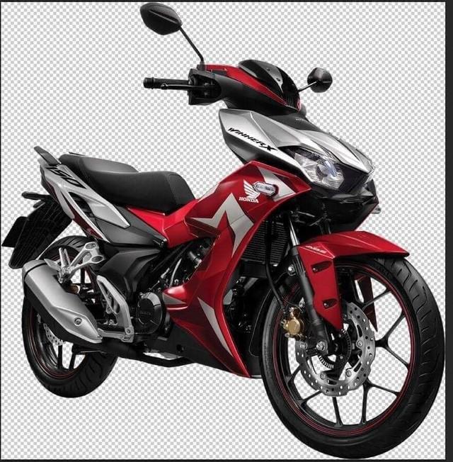 Lộ hình ảnh hoàn chỉnh được cho là Honda Winner X chuẩn bị ra mắt tại Việt Nam - Ảnh 1.
