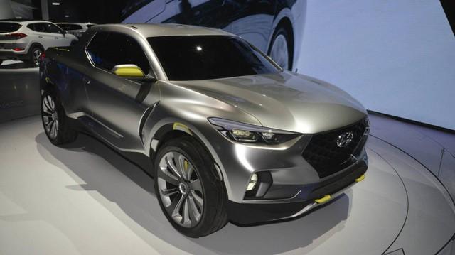 Bán tải Hyundai rất được mong chờ đang tiến gần ngày ra mắt hơn bao giờ hết
