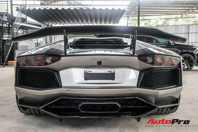 Đánh giá nhanh Lamborghini Aventador độ DMC - xế cưng một thời của doanh nhân Đặng Lê Nguyên Vũ - Ảnh 4.