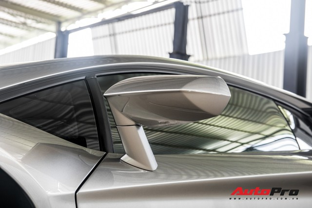 Đánh giá nhanh Lamborghini Aventador độ DMC - xế cưng một thời của doanh nhân Đặng Lê Nguyên Vũ - Ảnh 11.