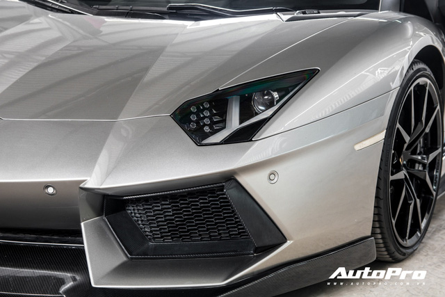 Đánh giá nhanh Lamborghini Aventador độ DMC - xế cưng một thời của doanh nhân Đặng Lê Nguyên Vũ - Ảnh 9.