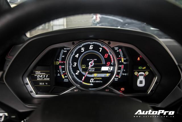Đánh giá nhanh Lamborghini Aventador độ DMC - xế cưng một thời của doanh nhân Đặng Lê Nguyên Vũ - Ảnh 19.