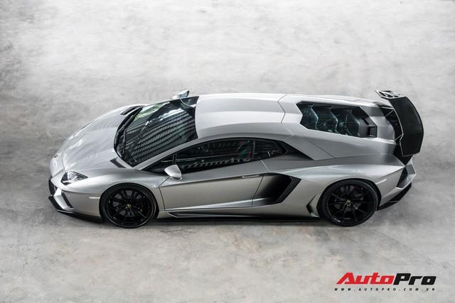 Đánh giá nhanh Lamborghini Aventador độ DMC - xế cưng một thời của doanh nhân Đặng Lê Nguyên Vũ - Ảnh 12.