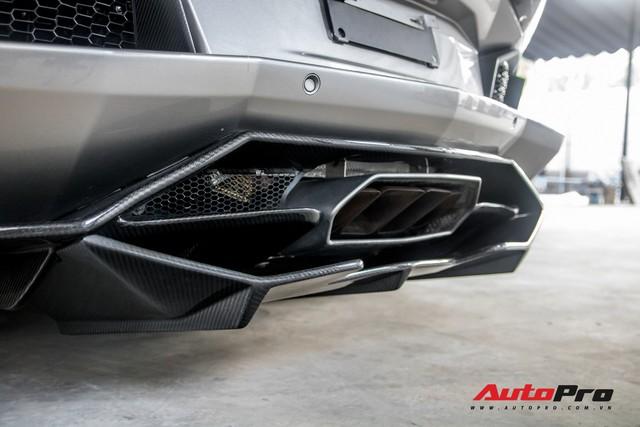Đánh giá nhanh Lamborghini Aventador độ DMC - xế cưng một thời của doanh nhân Đặng Lê Nguyên Vũ - Ảnh 16.