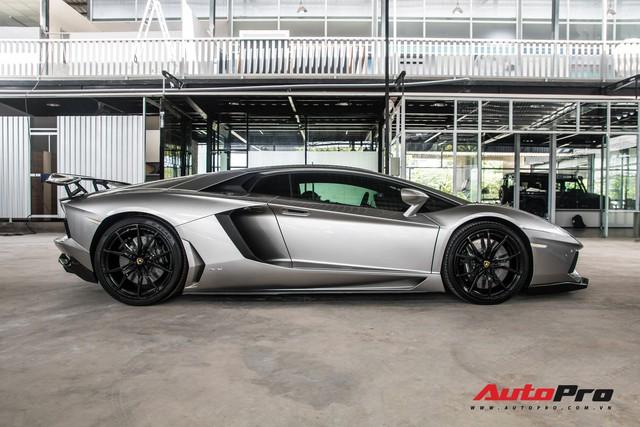 Đánh giá nhanh Lamborghini Aventador độ DMC - xế cưng một thời của doanh nhân Đặng Lê Nguyên Vũ - Ảnh 24.