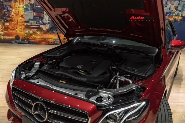 Chi tiết Mercedes-Benz E 200 Sport giá hơn 2,3 tỷ đồng - Chủ lực doanh số xe sang tầm trung tại Việt Nam - Ảnh 12.