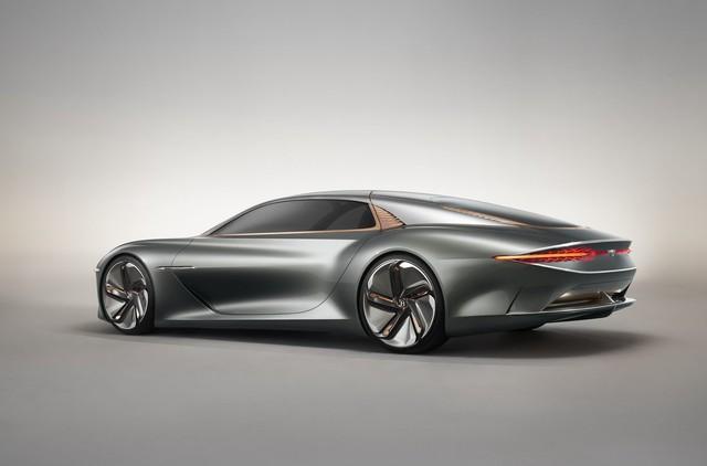 Ra mắt Bentley EXP 100 GT - Nền móng mới cho thời kỳ huy hoàng của xe siêu sang  - Ảnh 4.