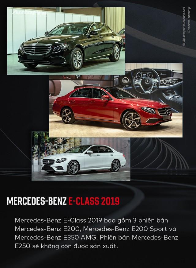 10 điểm mới không thể bỏ qua trên Mercedes-Benz E-Class 2019 vừa ra mắt Việt Nam - Ảnh 1.
