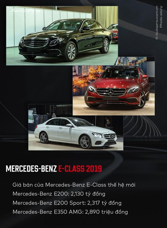 10 điểm mới không thể bỏ qua trên Mercedes-Benz E-Class 2019 vừa ra mắt Việt Nam - Ảnh 10.