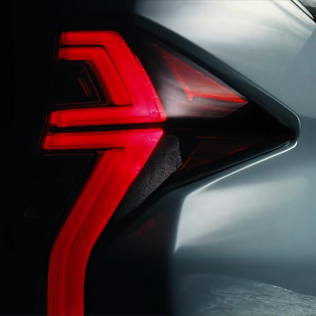 Mitsubishi Pajero Sport 2019 nhá hàng trước ngày ra mắt 25/7, hứa hẹn tăng sức cạnh tranh Toyota Fortuner - Ảnh 4.