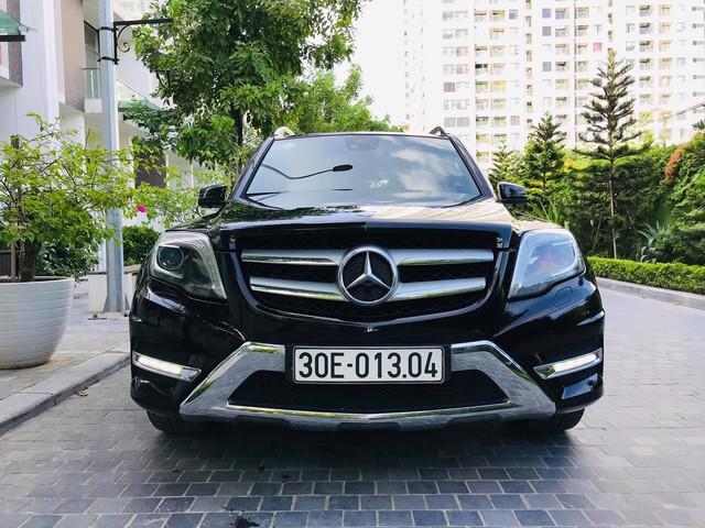4 năm tuổi, Mercedes-Benz GLK vẫn có giá ngang ngửa Mazda CX-8 mua mới - Ảnh 1.