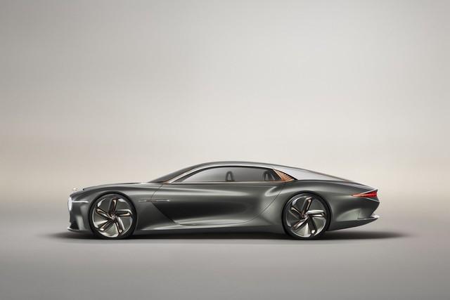 Ra mắt Bentley EXP 100 GT - Nền móng mới cho thời kỳ huy hoàng của xe siêu sang  - Ảnh 3.