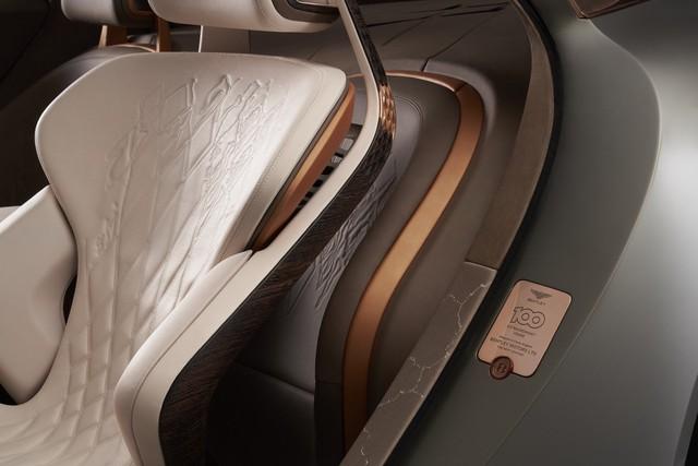 Ra mắt Bentley EXP 100 GT - Nền móng mới cho thời kỳ huy hoàng của xe siêu sang  - Ảnh 9.