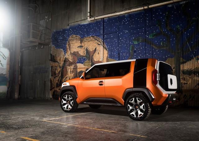 Toyota công bố SUV hoàn toàn mới, bắt tay Mazda và rất có thể là mẫu xe này - Ảnh 1.