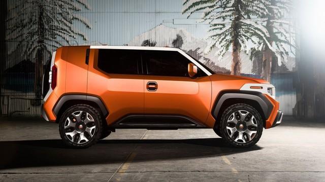 Toyota công bố SUV hoàn toàn mới, bắt tay Mazda và rất có thể là mẫu xe này