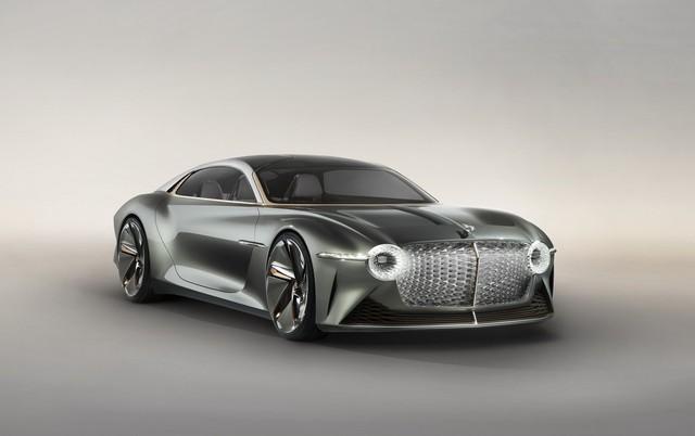 Ra mắt Bentley EXP 100 GT - Nền móng mới cho thời kỳ huy hoàng của xe siêu sang  - Ảnh 1.