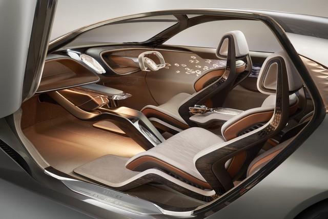 Ra mắt Bentley EXP 100 GT - Nền móng mới cho thời kỳ huy hoàng của xe siêu sang  - Ảnh 7.