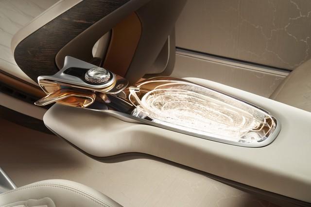 Ra mắt Bentley EXP 100 GT - Nền móng mới cho thời kỳ huy hoàng của xe siêu sang  - Ảnh 10.