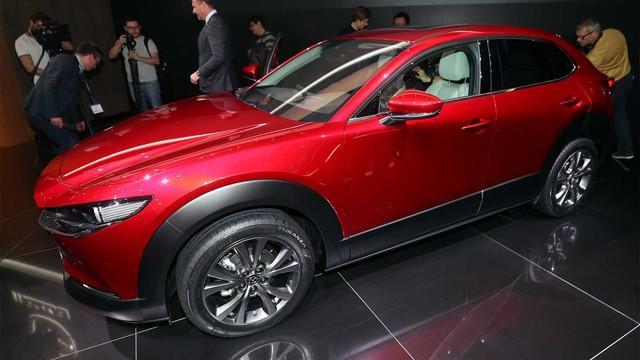 Mazda chơi lớn: Đăng ký hết tên xe từ CX-10 tới tận CX-90 - Ảnh 2.