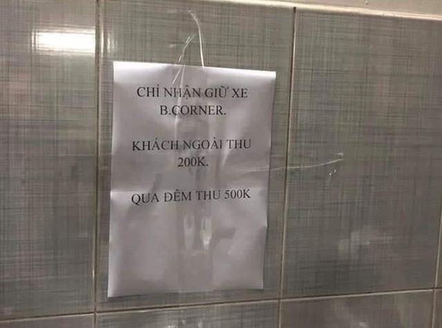 Gửi xe nhầm cửa hàng ở TP.HCM, bị thu 200 ngàn đồng: Phạt cửa hàng hơn 22 triệu đồng - Ảnh 1.