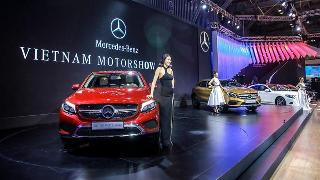 Dàn SUV mới của Mercedes-Benz rục rịch về Việt Nam - Đòn đáp trả bộ 3 BMW X vừa ra mắt - Ảnh 2.