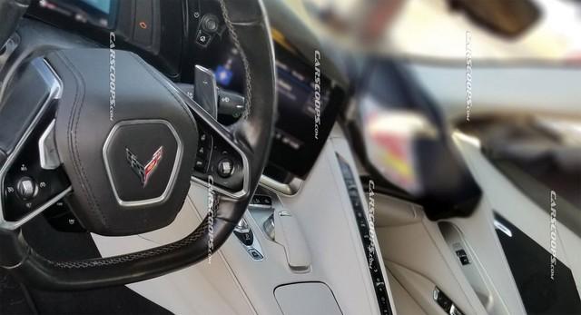 Lộ bảng táp-lô của Chevrolet Corvette C8, nhiều người ngạc nhiên về nội thất của xe thể thao cơ bắp Mỹ - Ảnh 2.