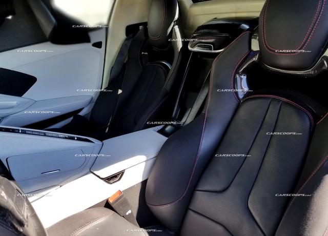 Lộ bảng táp-lô của Chevrolet Corvette C8, nhiều người ngạc nhiên về nội thất của xe thể thao cơ bắp Mỹ - Ảnh 5.