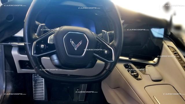 Lộ bảng táp-lô của Chevrolet Corvette C8, nhiều người ngạc nhiên về nội thất của xe thể thao cơ bắp Mỹ